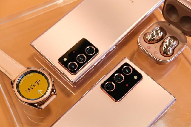 Galaxy Note20 – Thiết bị sinh ra để chinh phục Bình Thường Mới - Ảnh 4.