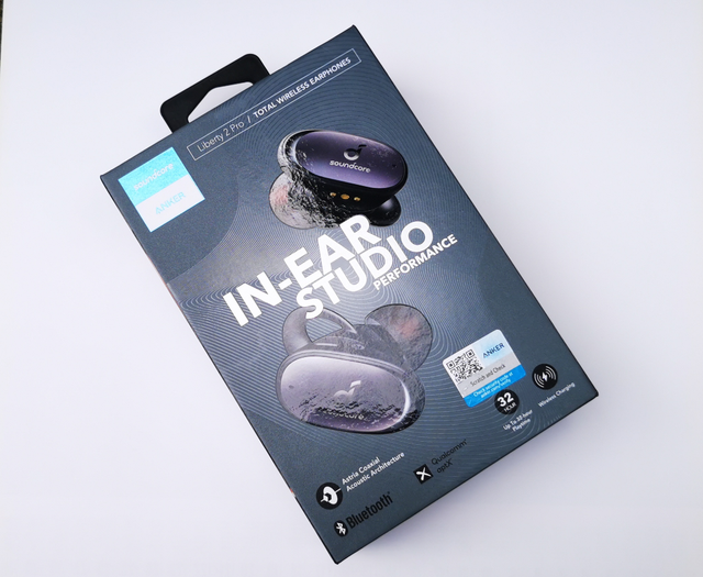 Thỏa mãn thính giác với tai nghe True Wireless Anker SoundCore Liberty 2 Pro - Ảnh 1.
