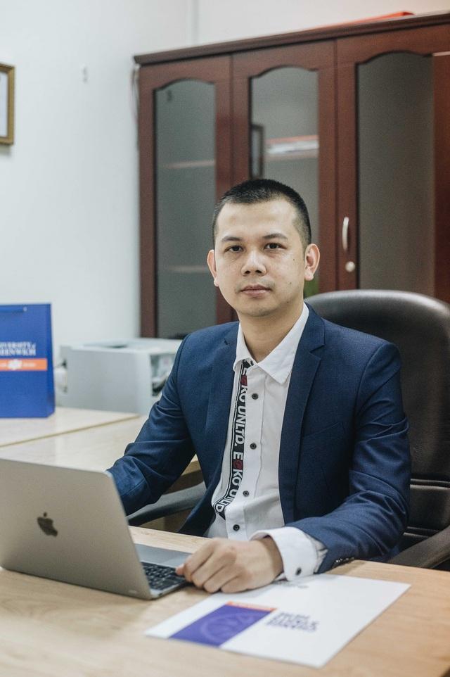 Nguyễn Anh Tú - CEO InterGreat Education Việt Nam: ĐH là nền tảng tốt nhất cho các bạn trẻ phát triển tương lai - Ảnh 1.