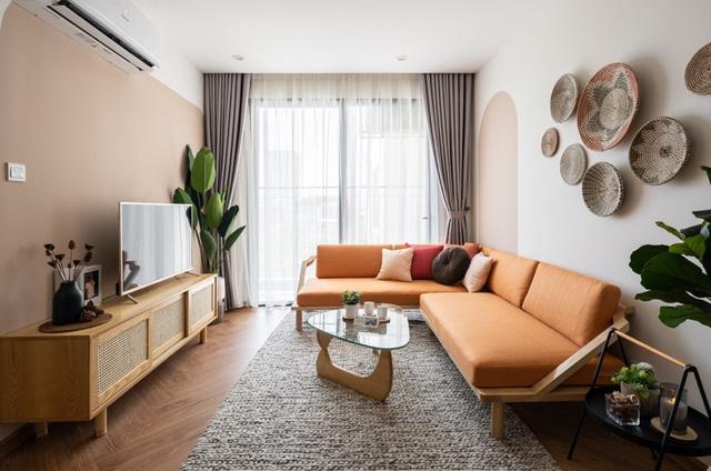Khám phá căn hộ sang trọng tại Vinhomes Smart City - Ảnh 1.