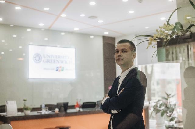 Nguyễn Anh Tú - CEO InterGreat Education Việt Nam: ĐH là nền tảng tốt nhất cho các bạn trẻ phát triển tương lai - Ảnh 2.