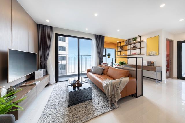 Khám phá căn hộ sang trọng tại Vinhomes Smart City - Ảnh 3.