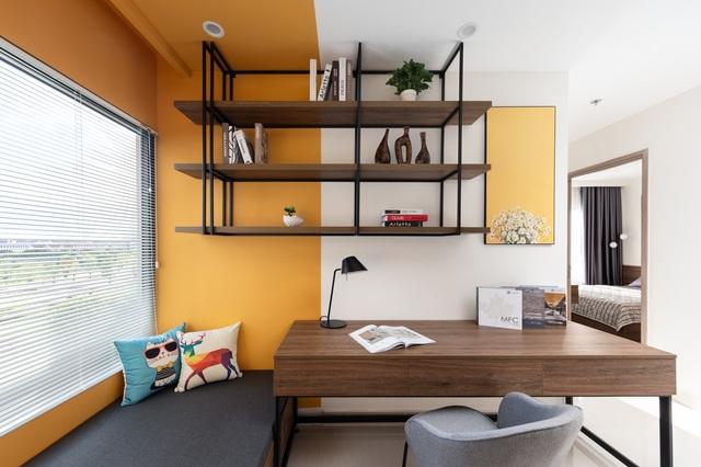 Khám phá căn hộ sang trọng tại Vinhomes Smart City - Ảnh 4.