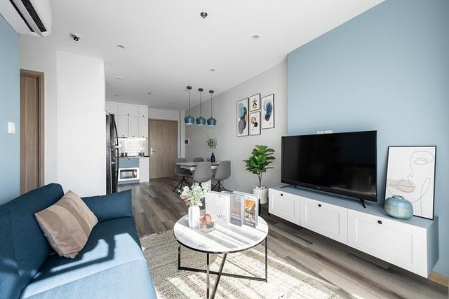 Khám phá căn hộ sang trọng tại Vinhomes Smart City - Ảnh 5.