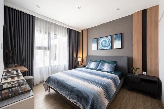 Khám phá căn hộ sang trọng tại Vinhomes Smart City - Ảnh 6.