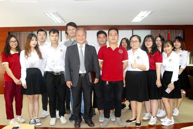SIU và mục tiêu đào tạo chuyên gia luật tầm quốc tế - Ảnh 1.