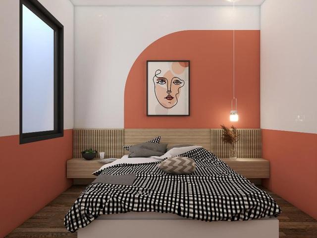 Ngắm thiết kế nội thất biệt thự phòng ngủ hiện đại, cá tính - Ảnh 2.