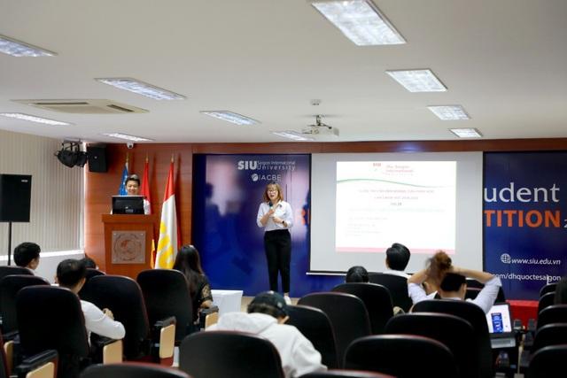 SIU và mục tiêu đào tạo chuyên gia luật tầm quốc tế - Ảnh 4.