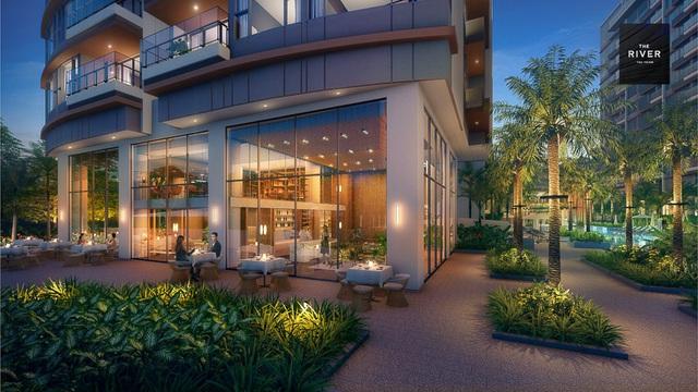 City Garden hợp tác quốc tế với Swire Properties trong dự án The River Thu Thiem tại Thành phố Hồ Chí Minh - Ảnh 2.