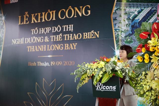 Nam Group khởi công tổ hợp đô thị nghỉ dưỡng và thể thao biển chuẩn 5 sao quốc tế tại Bình Thuận - Ảnh 2.