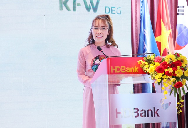HDBank phát hành trái phiếu chuyển đổi cho đối tác chiến lược DEG thuộc Ngân hàng tái thiết KWF của Đức - Ảnh 1.