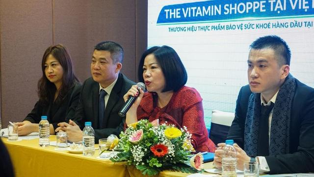 The Vitamin Shoppe đến Việt Nam, đặt tham vọng cải thiện sức khỏe người Việt - Ảnh 1.