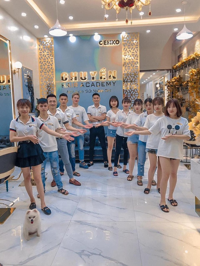 Hành trình 10 năm xây dựng 3 salon lớn tại Bắc Ninh của nhà tạo mẫu tóc Đào Chuyền - Ảnh 2.
