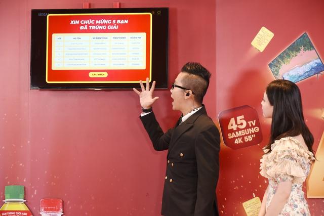 Nhận lộc đầu năm cùng săn thùng trúng vàng với giải thưởng 2kg vàng SJC 9999 từ Mega1 - Ảnh 1.