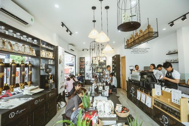 Trung Nguyên E-Coffee - Thế giới cà phê đến từ Tập đoàn cà phê hàng đầu - Ảnh 2.
