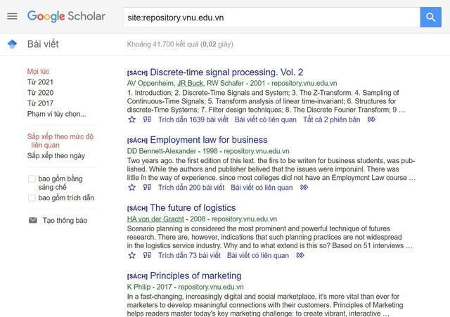 Từ thư viện truyền thống đến Thư viện số: Hành trình gian nan và kỳ tích mang tên VNU-LIC - Ảnh 2.
