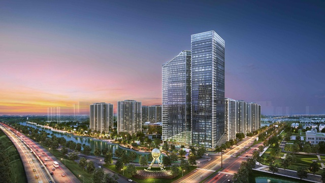 TechnoPark Tower - Nơi viết tiếp kì tích công nghệ Việt - Ảnh 1.