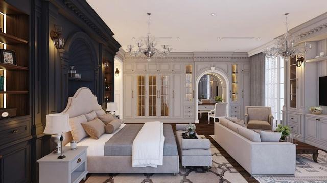 King Place Luxury Interior - Nâng thiết kế Bespoke lên tầm cao mới - Ảnh 3.