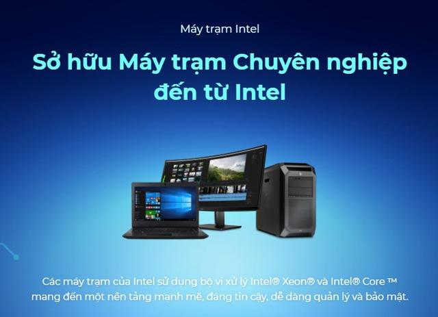 Nền tảng Intel Vpro vượt trội, tối ưu hóa giải pháp công nghệ - Ảnh 4.