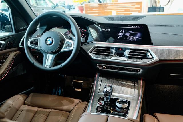 BMW X5 M Sport - Xe sang gầm cao mạnh mẽ, đậm tính thể thao cho người mê trải nghiệm lái - Ảnh 1.