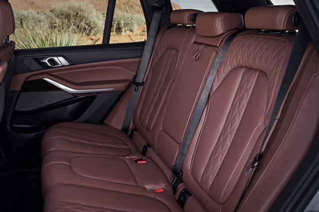 BMW X5 M Sport - Xe sang gầm cao mạnh mẽ, đậm tính thể thao cho người mê trải nghiệm lái - Ảnh 2.