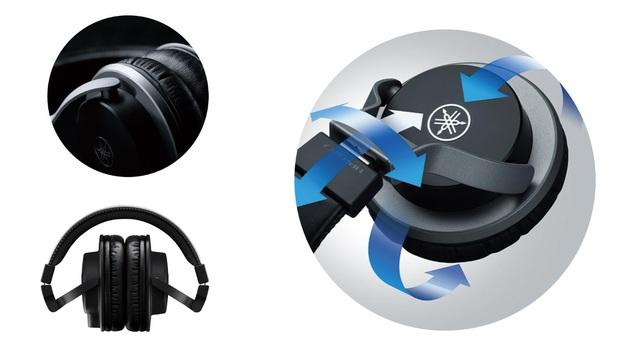 Tai nghe kiểm âm Yamaha – Công nghệ tái tạo âm thanh chi tiết từ chuyên gia Nhật Bản - Ảnh 3.