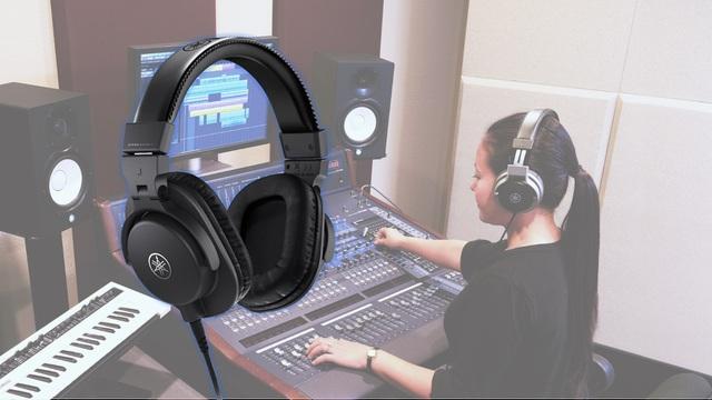 Tai nghe kiểm âm Yamaha – Công nghệ tái tạo âm thanh chi tiết từ chuyên gia Nhật Bản - Ảnh 4.