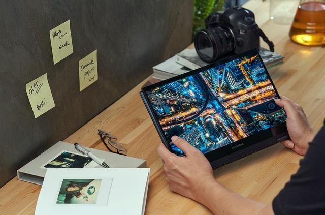 Trải nghiệm không giới hạn cùng ASUS ZenBook Flip 13 OLED - Ảnh 3.