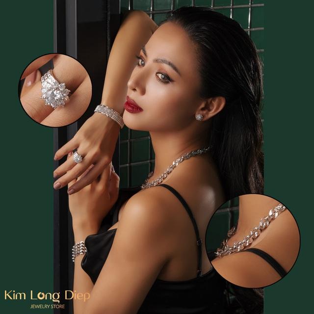 Hé lộ những hình ảnh từ BST trang sức mới nhất của thương hiệu Nguyễn Thị Điệp