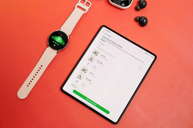 Vì sao nói Galaxy Watch4 là chiếc đồng hồ vừa thông minh lại hợp thời trang - Ảnh 4.