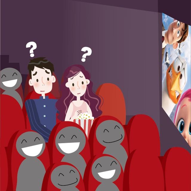 """""""Đắng lòng"""" hơn là khi thoát được khỏi chỗ tắc, bò đến rạp phim thì phim đã chiếu được 1 nửa… không hiểu """"mô tê"""" gì hết!"""