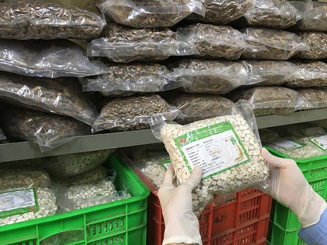 Sản xuất công nghiệp - yếu tố then chốt trong chuỗi giá trị phát triển dược liệu Việt Nam - Ảnh 1.