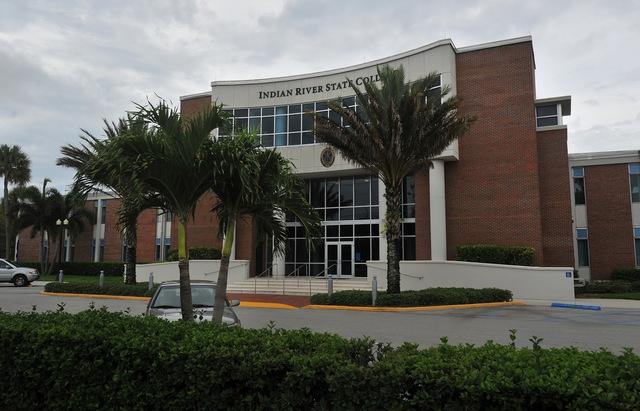 Khuôn viên trường Indian River State College, tiểu bang Florida