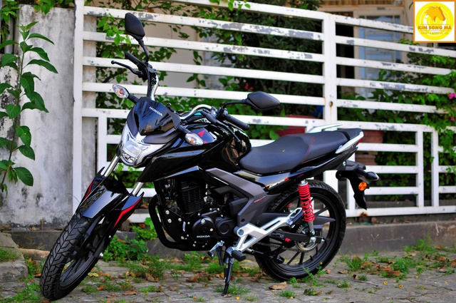 Cận cảnh Honda CBF125R nâng cấp giá chỉ từ 40 Triệu Đồng - Ảnh 1.
