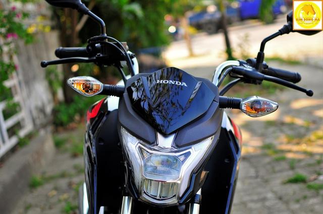 Cận cảnh Honda CBF125R nâng cấp giá chỉ từ 40 Triệu Đồng - Ảnh 4.