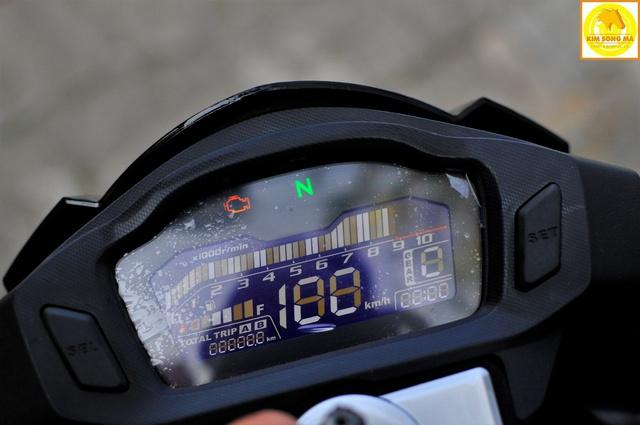 Cận cảnh Honda CBF125R nâng cấp giá chỉ từ 40 Triệu Đồng - Ảnh 5.