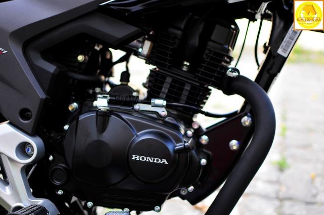 Cận cảnh Honda CBF125R nâng cấp giá chỉ từ 40 Triệu Đồng - Ảnh 8.
