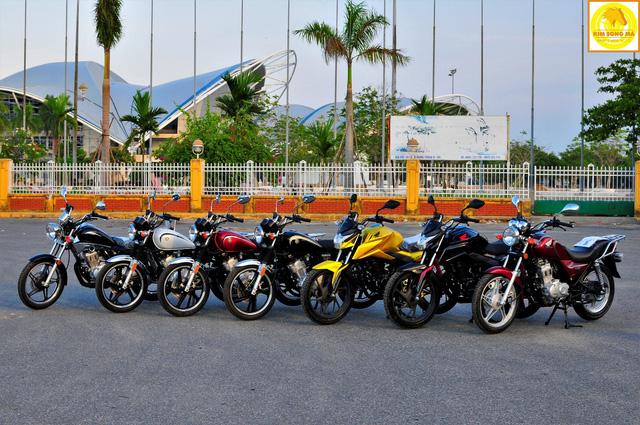 Cận cảnh Honda CBF125R nâng cấp giá chỉ từ 40 Triệu Đồng - Ảnh 9.