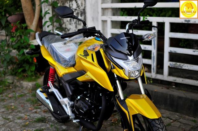 Cận cảnh Honda CBF125R nâng cấp giá chỉ từ 40 Triệu Đồng - Ảnh 10.