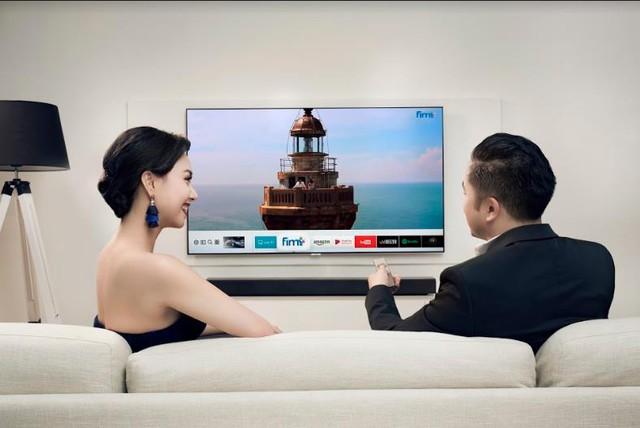 Bạn sẽ không thể bỏ lỡ các chương trình trên TV QLED bởi chất lượng hình ảnh âm thanh chân thật đến bất ngờ.