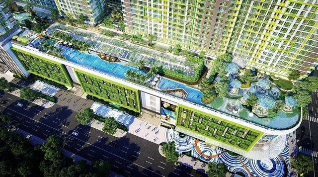 Vạn Thái Land công bố dự án vàng Topaz Elite - Ảnh 1.
