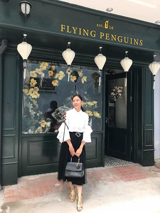 Flying Penguins - Tiệm hoa giả làm từ hoa thật ướp khô độc đáo - Ảnh 3.