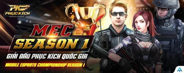 TOP 4 team bước vào chung kết MEC 2017 lộ diện