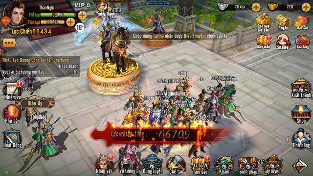 Closed Beta Quan Vân Trường: Game mượt mà, không bug khiến hơn 50k game thủ hả hê