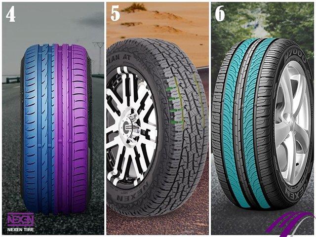 Hình dạng hoa lốp tác động thế nào đến vận hành xe? - Ảnh 2.