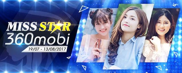Các cô gái đã sẵn sàng chưa, Miss STAR 360mobi 2017 chính thức khởi động