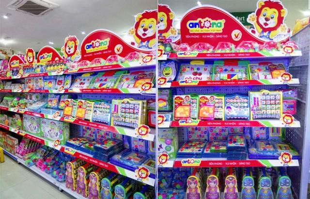 Antona – Đồ chơi an toàn Việt Nam ra mắt bộ nhận diện thương hiệu mới - Ảnh 2.