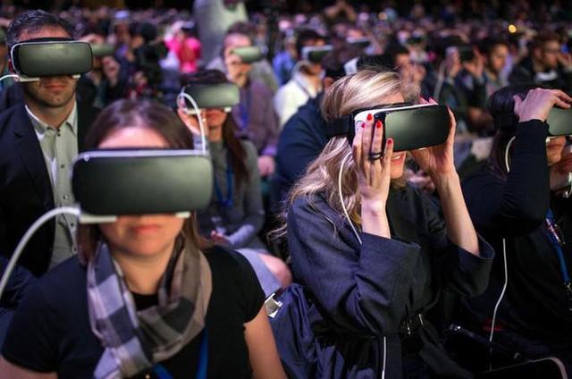 Gear VR đã làm thay đổi cuộc chơi thực tế ảo