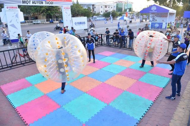 Loạt sự kiện kỷ niệm 1.000.000 Exciter diện kiến dân chơi xe Phan Thiết và Thái Bình - Ảnh 8.