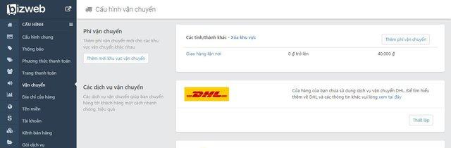 Bizweb bắt tay với DHL eCommerce nâng tầm TMĐT Việt Nam - Ảnh 1.